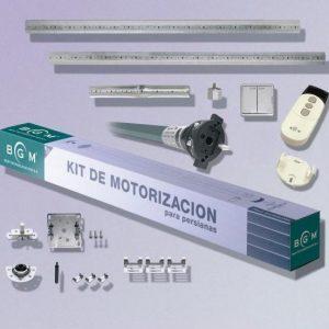 Kit Motorizado para Persiana