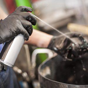 Engrase y Lubricación Industrial